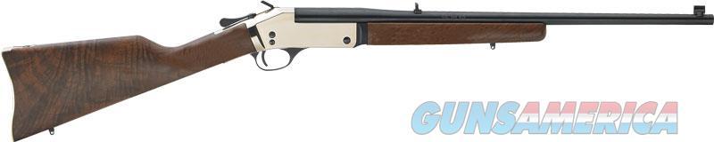 Henry Single Barrel .45-70 Gov - 22 Brass Receiver Walnut  Guns > Pistols > 1911 Pistol Copies (non-Colt)