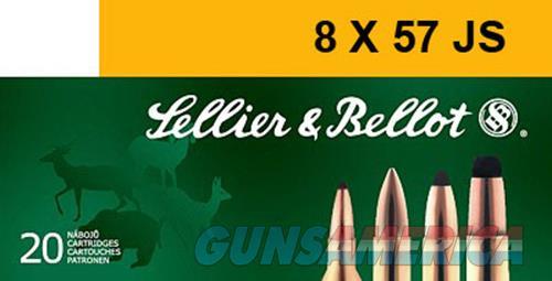 Sellier & Bellot Rifle, S&b Sb857jra 8x57jr  Rim196 Sp   20-20  Guns > Pistols > 1911 Pistol Copies (non-Colt)