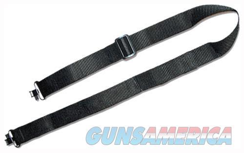 Grovtec Mountaineer Sling - 1.25 Nylon Black W-swivels  Guns > Pistols > 1911 Pistol Copies (non-Colt)