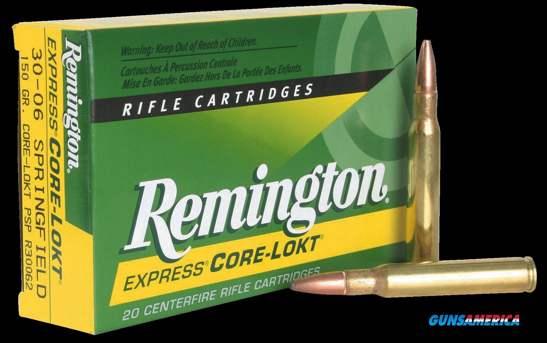 Remington Ammunition Core-lokt, Rem 29495 R300w1   300win   150 Pspcl  20-10  Guns > Pistols > 1911 Pistol Copies (non-Colt)