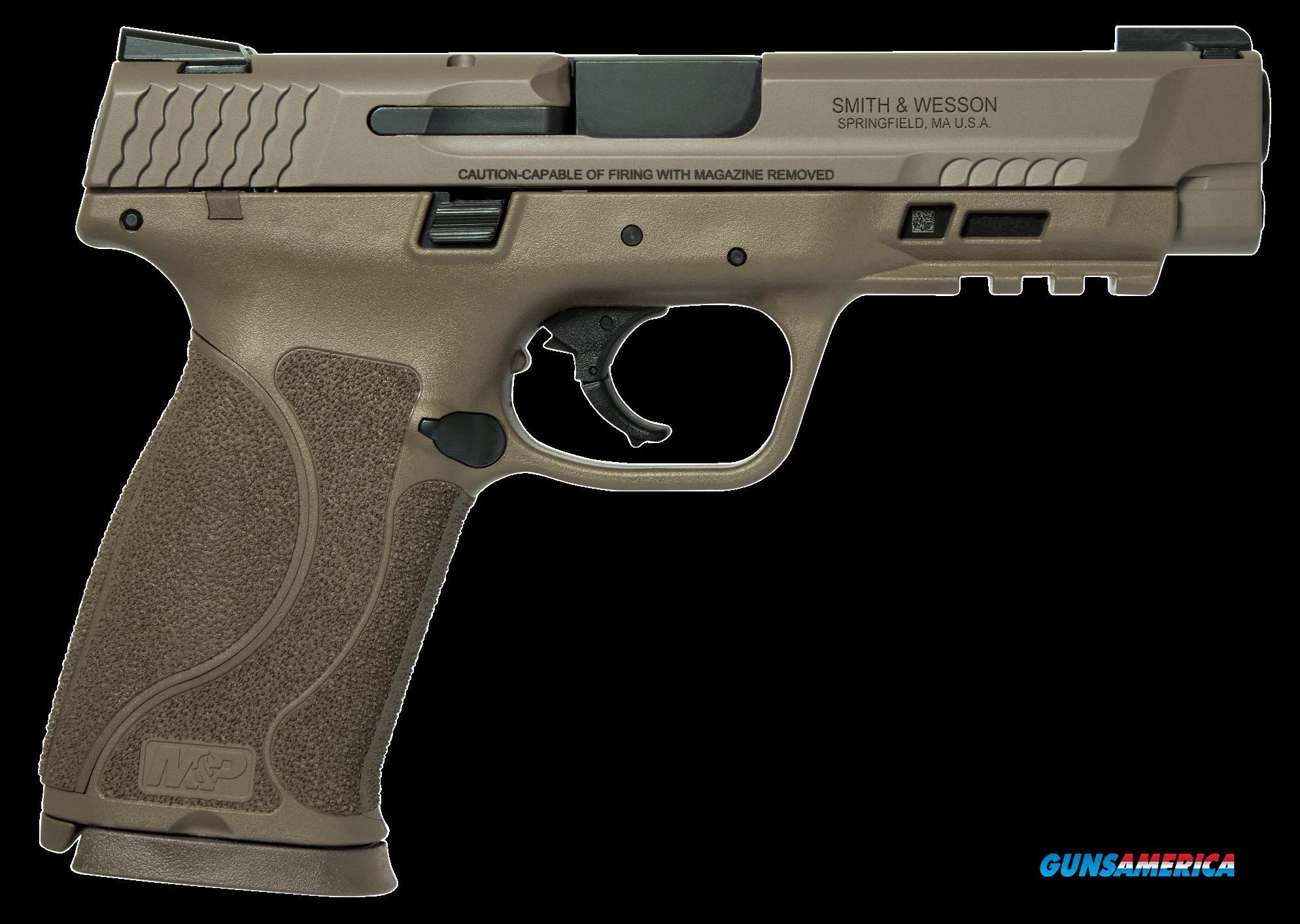 Smith & Wesson M&p 45, S&w M&p45     11769   45 4.6 M2.0 Tru Nts Fde 10r  Guns > Pistols > 1911 Pistol Copies (non-Colt)
