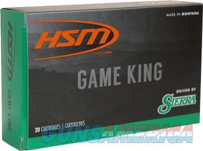Hsm Ammo .338 Win Mag 215gr. - Sbt Sierra Game King 20-pack  Guns > Pistols > 1911 Pistol Copies (non-Colt)
