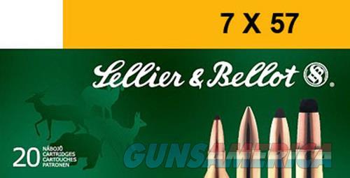 Sellier & Bellot Rifle, S&b Sb757b   7x57       140 Sp              20-20  Guns > Pistols > 1911 Pistol Copies (non-Colt)