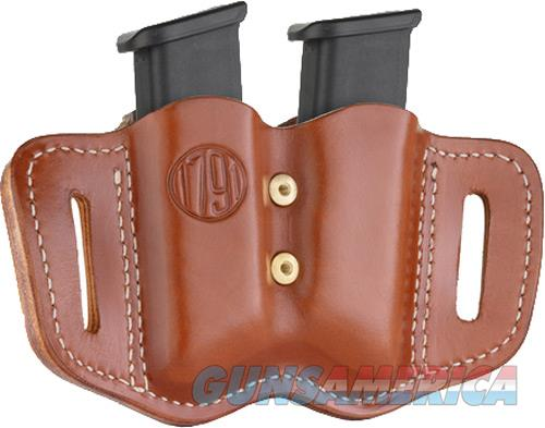 1791 Gunleather Magf, 1791 Mag-f-2.2-cbr-a Dbl Mag Poly Dbl Stack  C.brn  Guns > Pistols > 1911 Pistol Copies (non-Colt)