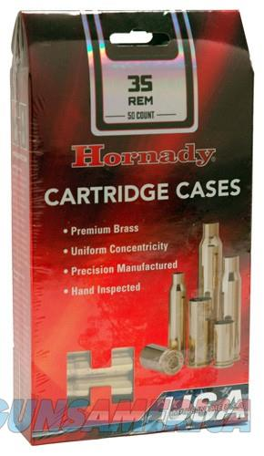 Hornady Unprimed Cases - .35 Rem 50-pack  Guns > Pistols > 1911 Pistol Copies (non-Colt)