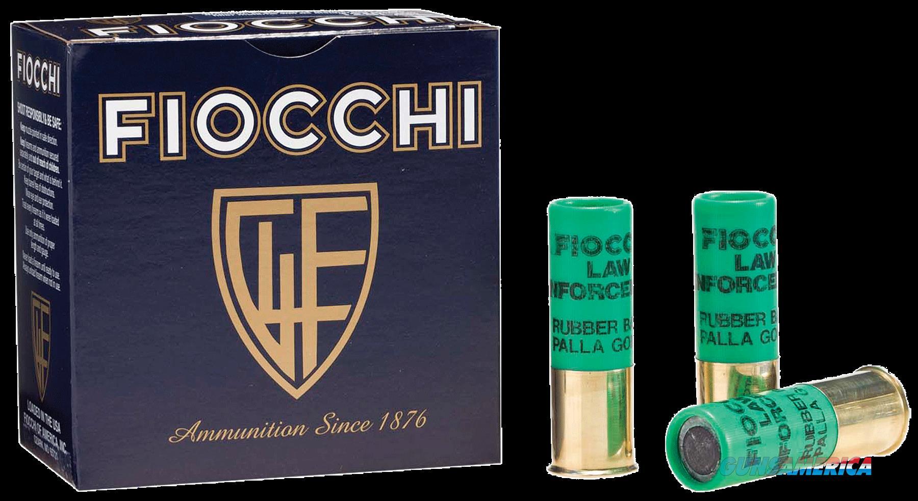 Fiocchi Exacta, Fio 12lebat   12 Baton Slug Buck  25-10  Guns > Pistols > 1911 Pistol Copies (non-Colt)