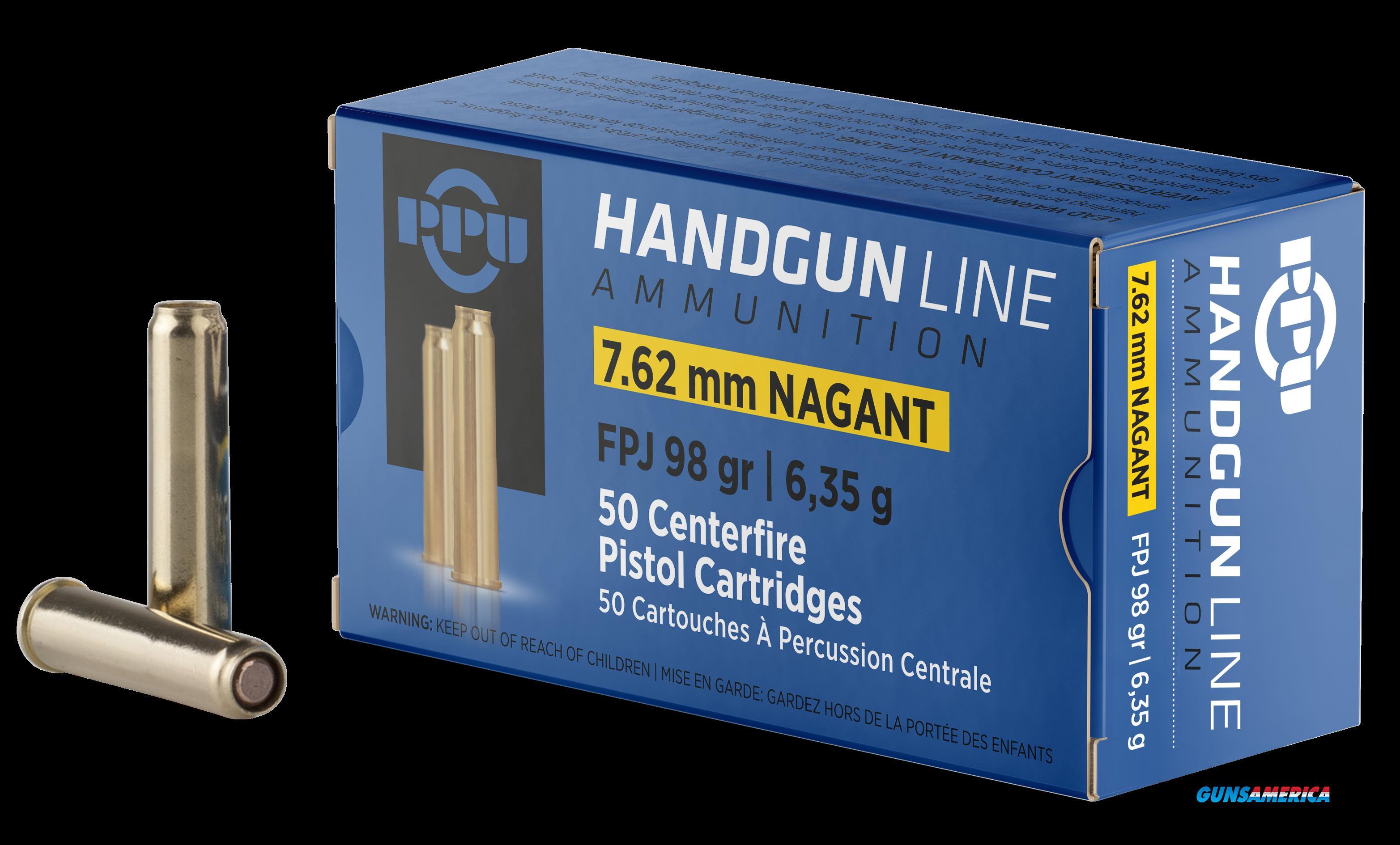 Ppu Handgun, Ppu Pph762n     7.62nag      98 Fpj          50-10  Guns > Pistols > 1911 Pistol Copies (non-Colt)