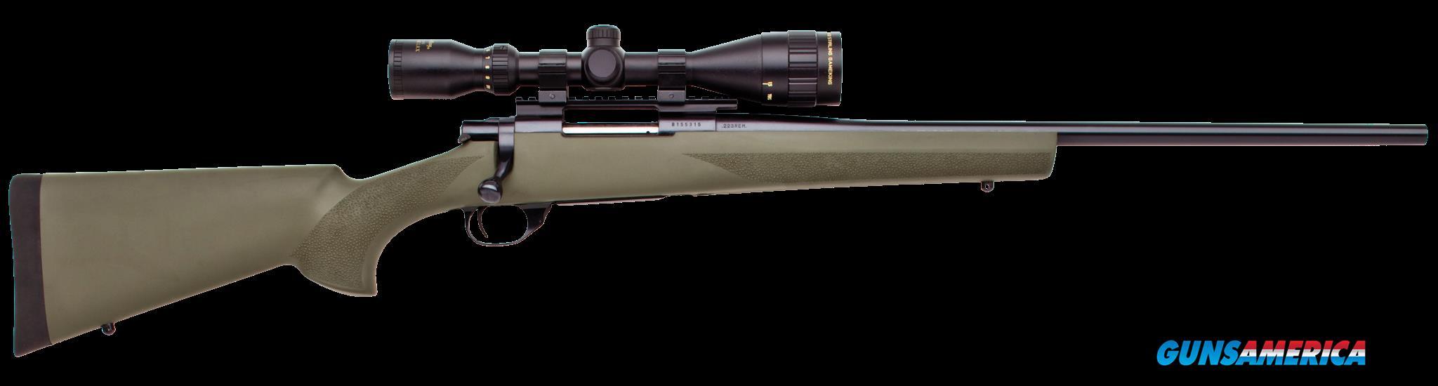 Howa Hogue, Howa Hgk63208+   3006   3-10x44  22 Grn  Guns > Pistols > 1911 Pistol Copies (non-Colt)