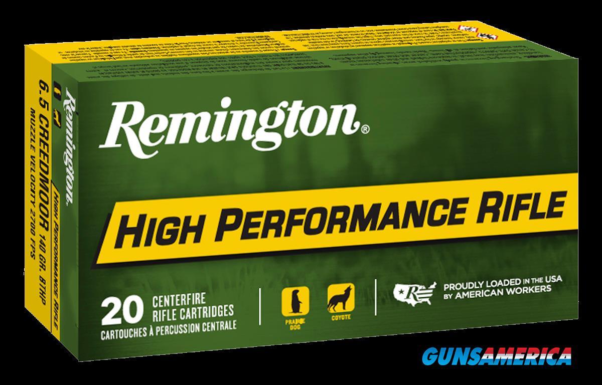 Remington Ammunition High Performance, Rem 27671 R65cr2  6.5crd    140 Bthp   20-10  Guns > Pistols > 1911 Pistol Copies (non-Colt)