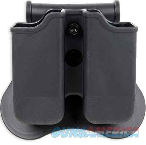 Bulldog Polymer Magazine Holder W-paddle Glock Blk  Guns > Pistols > 1911 Pistol Copies (non-Colt)