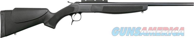 Cva Scout Compact .243 Win. - 20 Blued-black  Guns > Pistols > 1911 Pistol Copies (non-Colt)