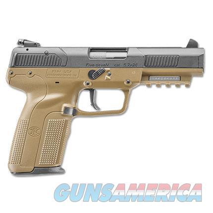 FN FIVE-SEVEN 5.7X28 FDE  Guns > Pistols > 1911 Pistol Copies (non-Colt)