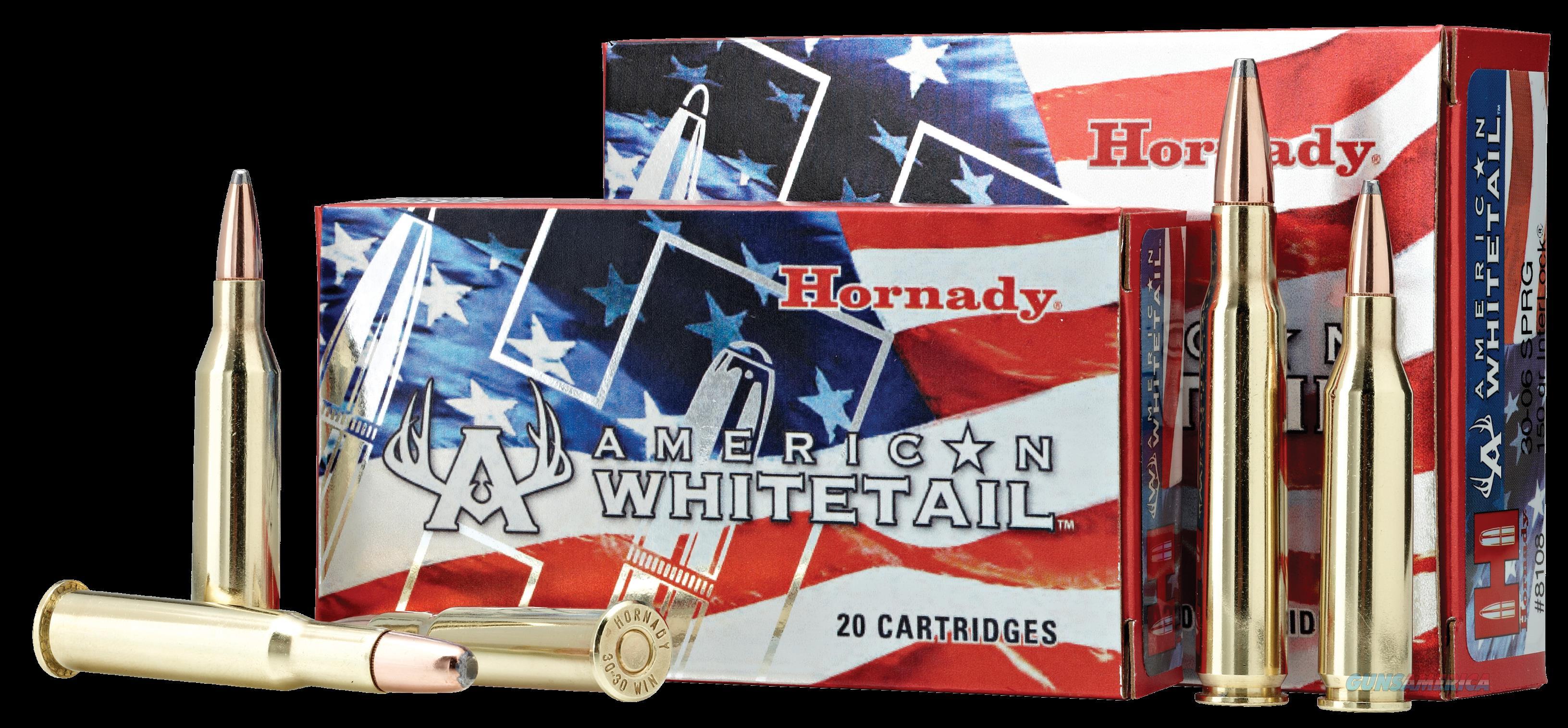 Hornady American Whitetail, Horn 8053  Am Whtl 270    130 Sp 20-10  Guns > Pistols > 1911 Pistol Copies (non-Colt)