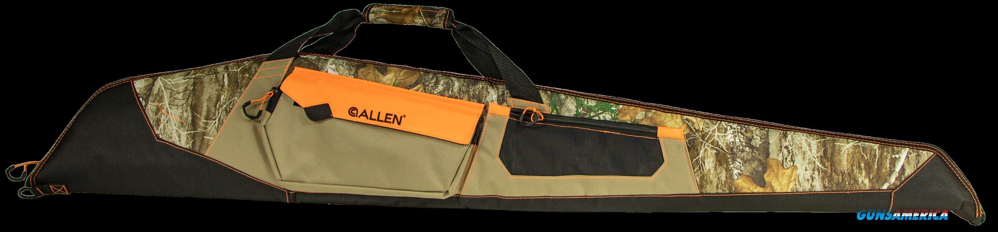 Allen Uncomphare, Allen 67752 Uncompahre Shotgun Case 52in Edge-blk  Guns > Pistols > 1911 Pistol Copies (non-Colt)