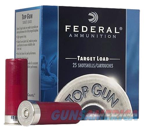 Federal Top Gun, Fed Tgm12375 Top Gun 12    11-8       25-10  Guns > Pistols > 1911 Pistol Copies (non-Colt)