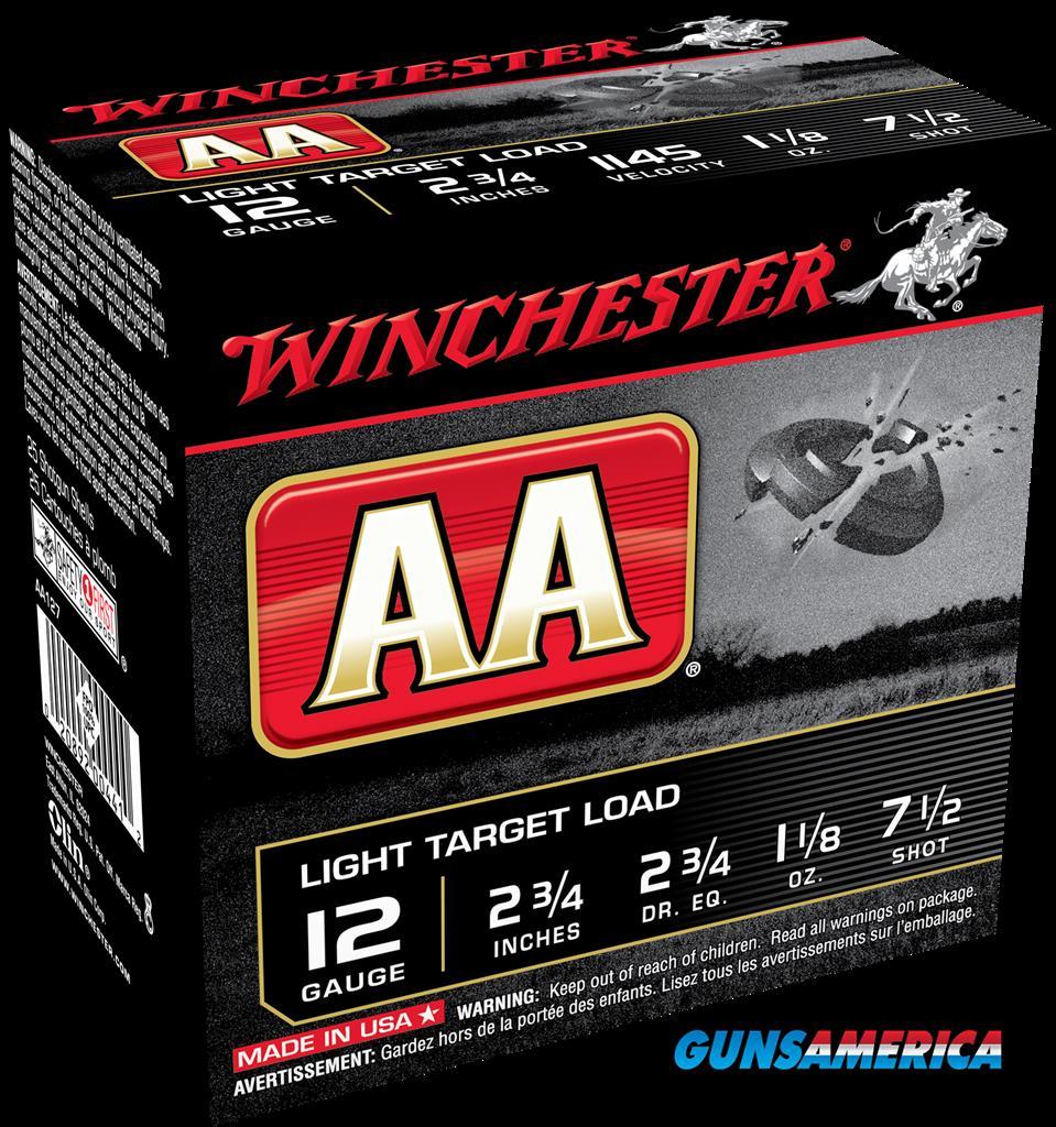 Winchester Ammo Aa, Win Aa127      Aa Light     11-8  25-10  Guns > Pistols > 1911 Pistol Copies (non-Colt)
