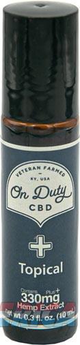On Duty Cbd Pure Topical Roll - On 10ml Bottle (.3 Fl.oz.)  Guns > Pistols > 1911 Pistol Copies (non-Colt)