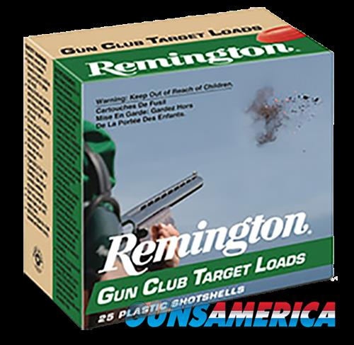 Remington Ammunition Gun Club, Rem 20244 Gc12l7    Gun Club 7.5 11-8  25-10  Guns > Pistols > 1911 Pistol Copies (non-Colt)