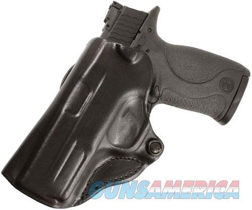 Desantis Mini Scabbard Holster - Lh Owb Leather Sig P365 Black  Guns > Pistols > 1911 Pistol Copies (non-Colt)