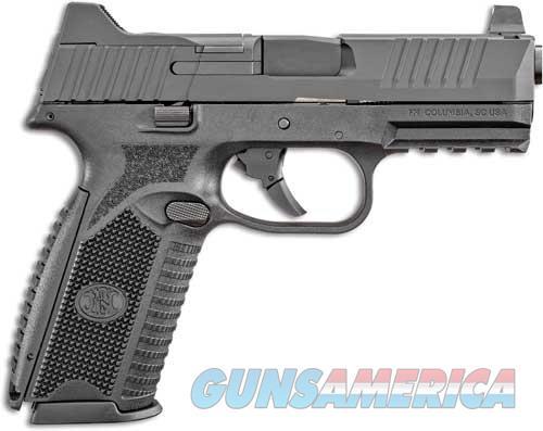 Fn 509m Nms Blk-blk Mrd 2-15rd  Guns > Pistols > 1911 Pistol Copies (non-Colt)