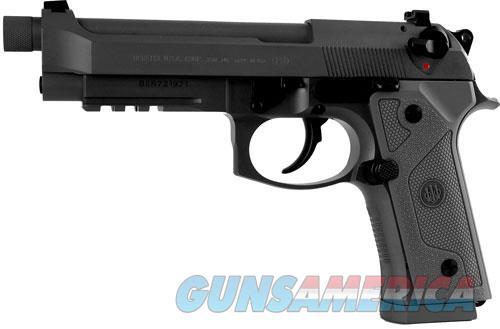 Beretta M9a3 G 9mm 5.2 Ns - 17-shot Threaded Black Italy  Guns > Pistols > 1911 Pistol Copies (non-Colt)