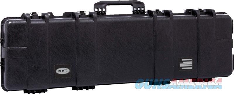 Boyt H48sg 48 Single Long Gun - Hard Case Egg Crate Foam Black  Guns > Pistols > 1911 Pistol Copies (non-Colt)