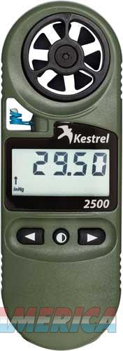 Kestrel 2500nv Weather Meter - Digital Altimeter Od Green  Guns > Pistols > 1911 Pistol Copies (non-Colt)