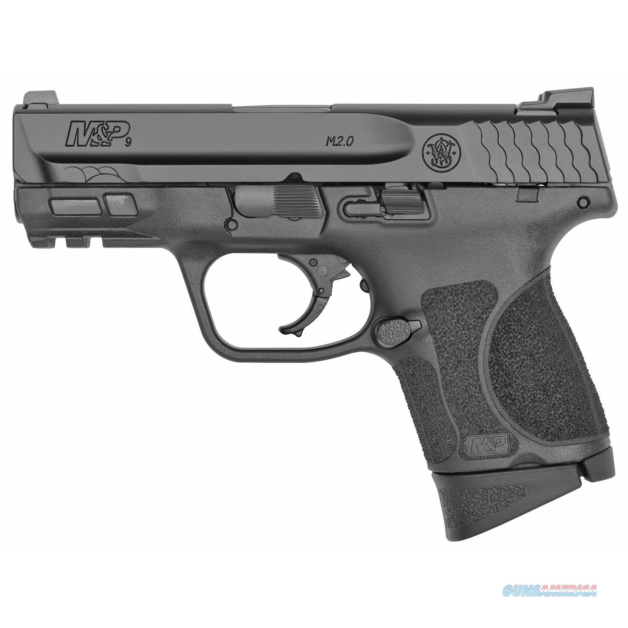 Smith & Wesson M&p 9, S&w M&p9c     13009  *ma*9m 3.6  M2.0 Nts #10 10r  Guns > Pistols > 1911 Pistol Copies (non-Colt)