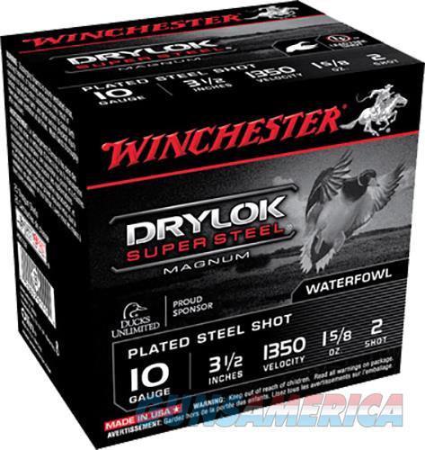Winchester Ammo Drylock Super Steel, Win Xsc102     Plated    3.5 Stl  25-10  Guns > Pistols > 1911 Pistol Copies (non-Colt)