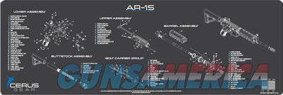Cerus Gear 3mm Promats 14x48 - Ar-15 Magnum Schematic C Gray!  Guns > Pistols > 1911 Pistol Copies (non-Colt)