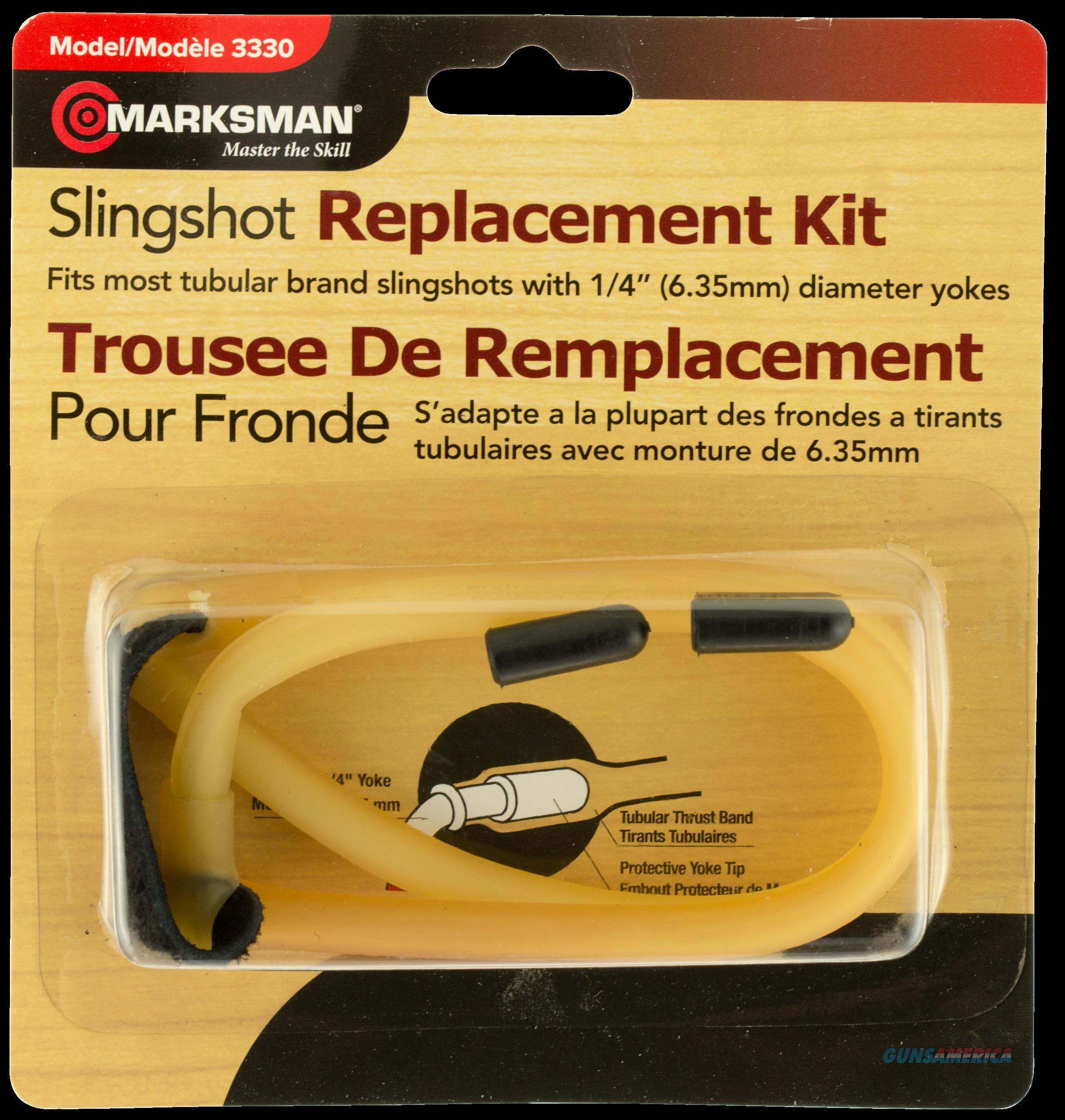 Marksman Slingshot, Mrk 3330  Replacement Band Kit  Guns > Pistols > 1911 Pistol Copies (non-Colt)