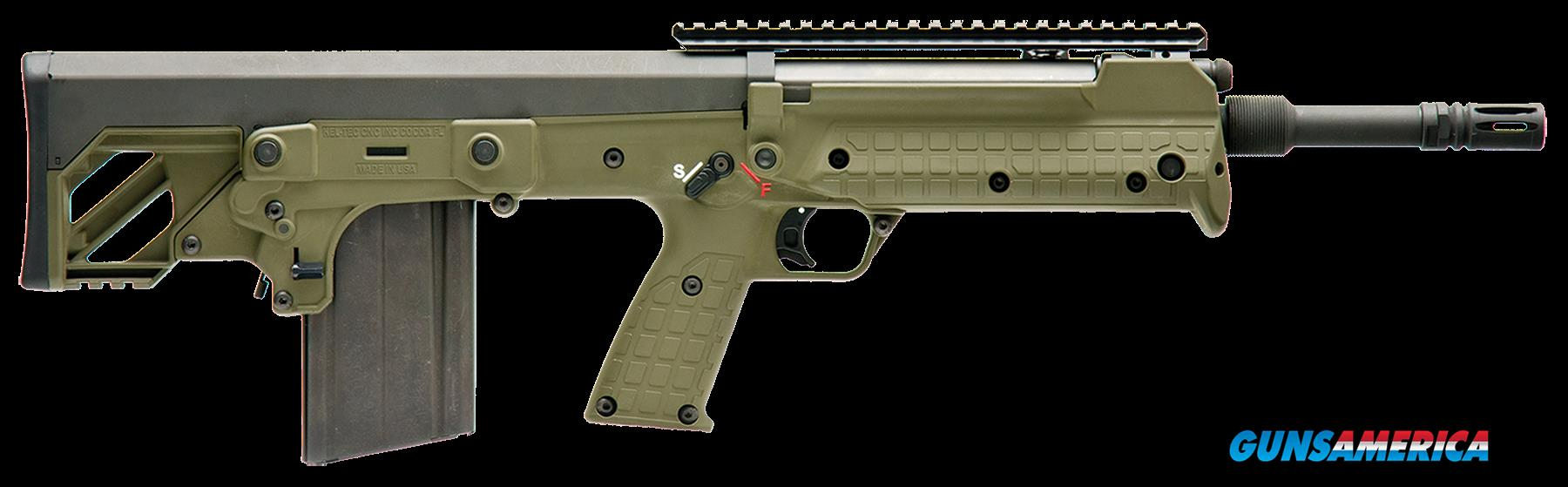 Kel-tec Rfb, Kel Rfb18tan   308 Win  18in           Cerakote  Guns > Pistols > 1911 Pistol Copies (non-Colt)