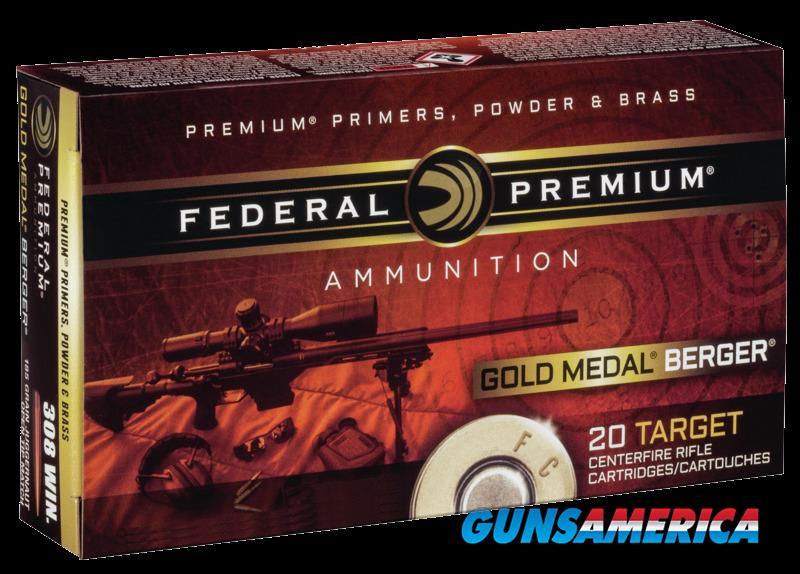 Federal Premium, Fed Gm223bh73  223      73 Bthp             20-10  Guns > Pistols > 1911 Pistol Copies (non-Colt)