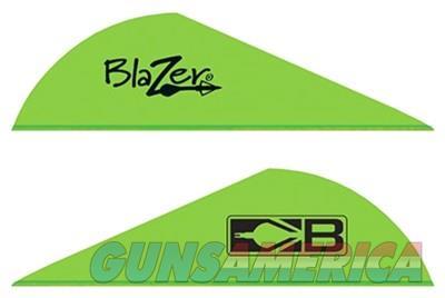 Bohning Blazer Vanes - 2 Solid Neon Green 36pk  Guns > Pistols > 1911 Pistol Copies (non-Colt)
