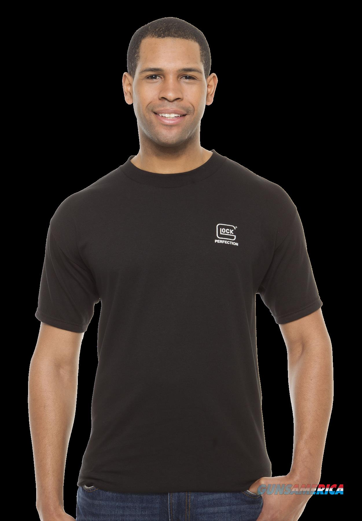 Glock T-shirt, Glock Aa11004  Perfection Tshirt Black         Med  Guns > Pistols > 1911 Pistol Copies (non-Colt)