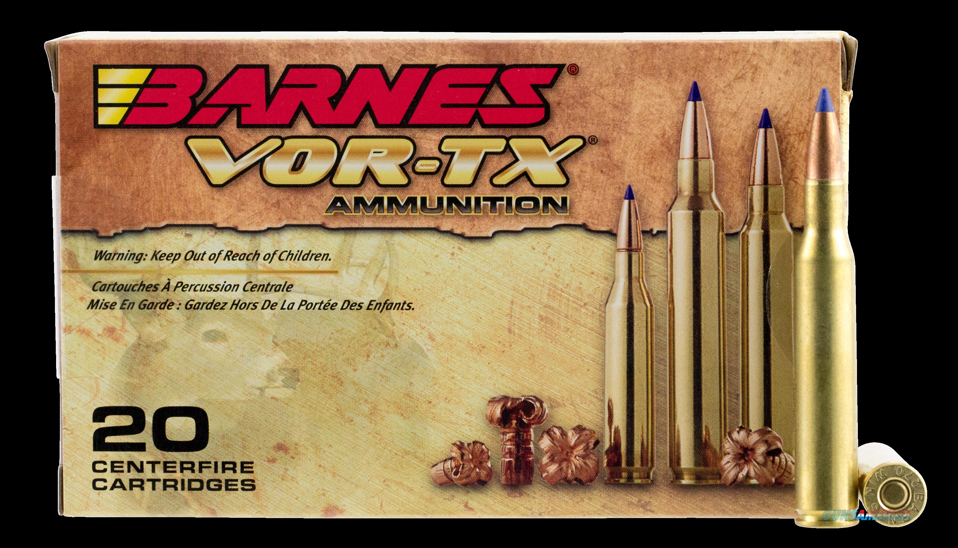 Barnes Bullets Vor-tx Rifle, Brns 21524 Bb270w1     270       130 Ttsx Bt 20-10  Guns > Pistols > 1911 Pistol Copies (non-Colt)