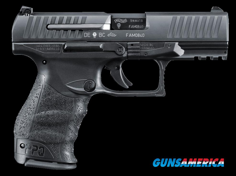 Walther Arms Ppq, Wal 2807077 Ppq M2    45    4in Blk    10rd  Guns > Pistols > 1911 Pistol Copies (non-Colt)