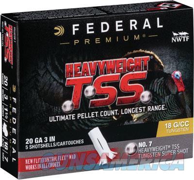 Federal Premium, Fed Ptssx259f7   Tss     20 3in 11-2      5-50 Tky  Guns > Pistols > 1911 Pistol Copies (non-Colt)
