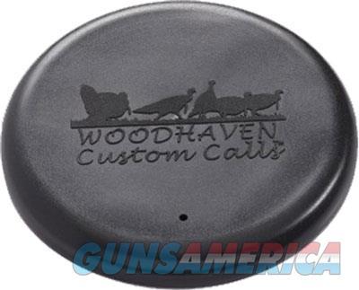 Woodhaven Custom Calls Surface - Saver Lid Black For Pot Calls  Guns > Pistols > 1911 Pistol Copies (non-Colt)