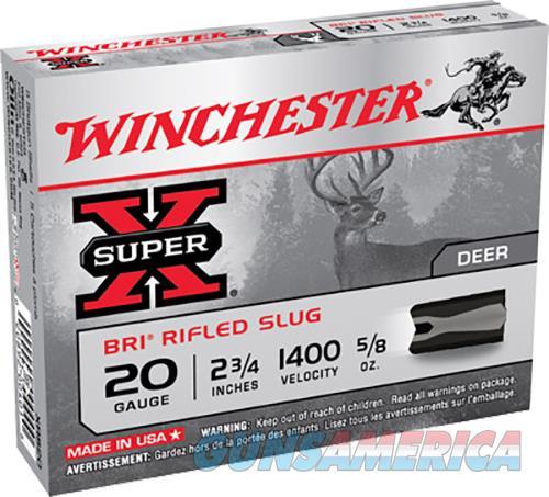 Winchester Ammo Super-x, Win Xrs20   Supx   Bri Sabot Slug  5-50  Guns > Pistols > 1911 Pistol Copies (non-Colt)