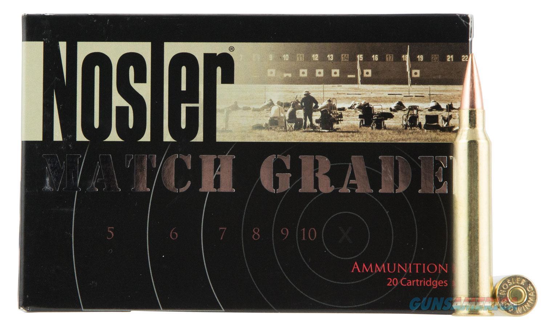 Nosler Match Grade, Nos 60158        300win   210 Rdf  Hpbt      20-10  Guns > Pistols > 1911 Pistol Copies (non-Colt)
