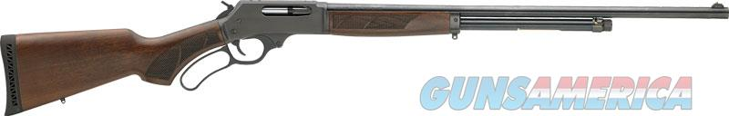 Henry Lever Shotgun .410 2.5 - 24 Full Choke Blued Walnut  Guns > Pistols > 1911 Pistol Copies (non-Colt)