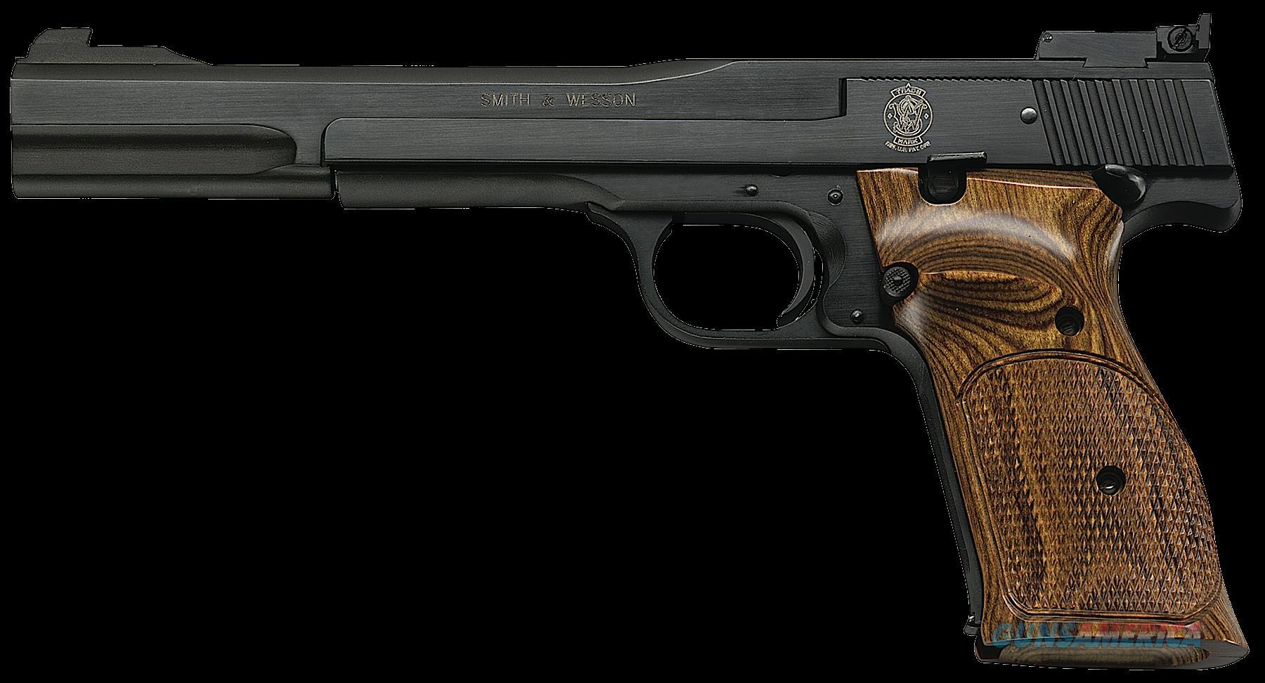 Smith & Wesson 41, S&w M41       130512 22lr    7 As     Bl  Guns > Pistols > 1911 Pistol Copies (non-Colt)