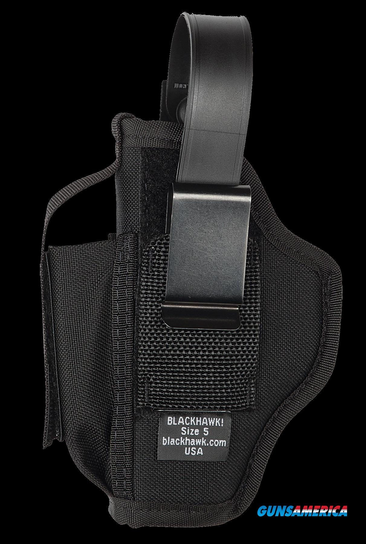Blackhawk Multi-use, Bhwk 40am02bk  Ambi Holster Sz 2  Guns > Pistols > 1911 Pistol Copies (non-Colt)
