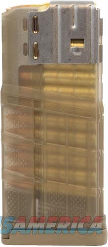 Lancer Magazine L7awm Sr-25 - 7.62x51 25rd Translucent Fde  Guns > Pistols > 1911 Pistol Copies (non-Colt)