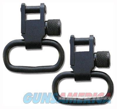 Grovtec Locking Swivel 1 - Black Only 2-pack  Guns > Pistols > 1911 Pistol Copies (non-Colt)