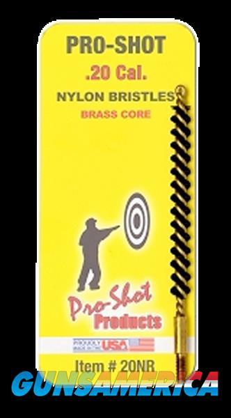 Pro-shot Nylon Rifle Brush, Proshot 20nr     Rfl Nylon Brush 20cal  Guns > Pistols > 1911 Pistol Copies (non-Colt)