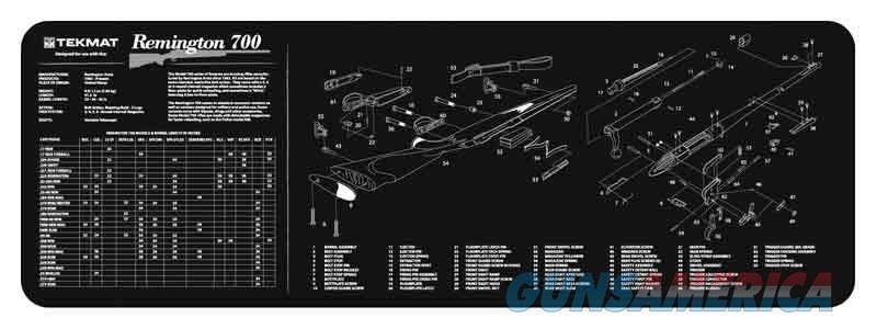 Tekmat Armorers Bench Mat - 12x36 Remington 700  Guns > Pistols > 1911 Pistol Copies (non-Colt)