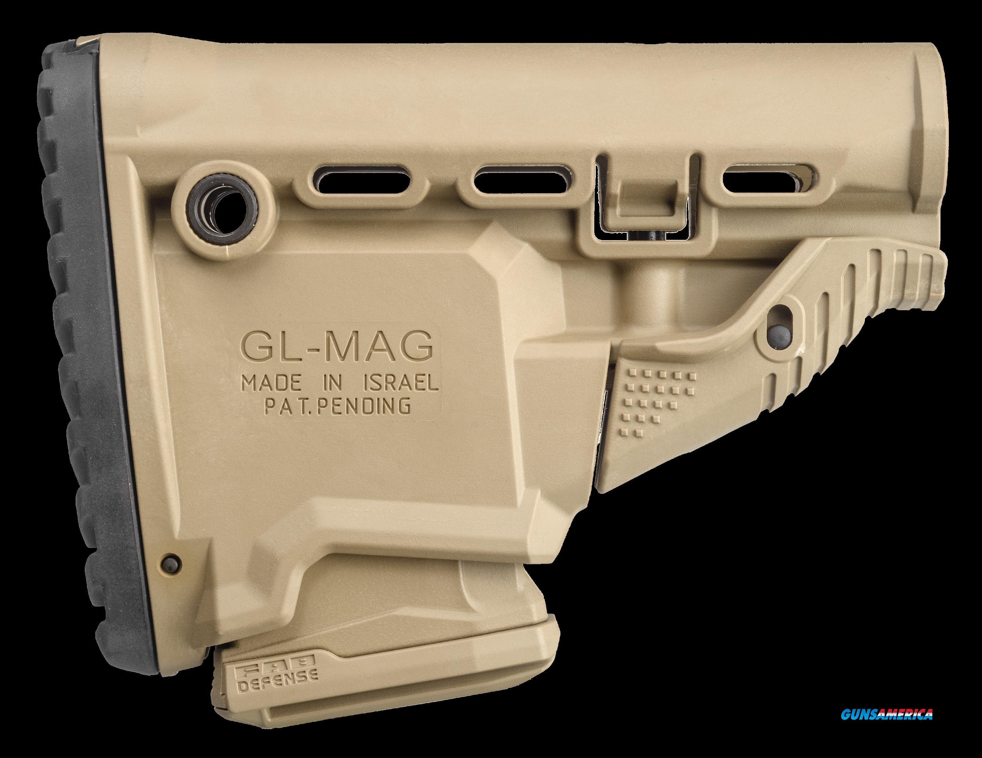 Fab Defense (usiq) Gl-mag, Fab Fx-glmagt     Glmag M4 Survival Stock Tan  Guns > Pistols > 1911 Pistol Copies (non-Colt)