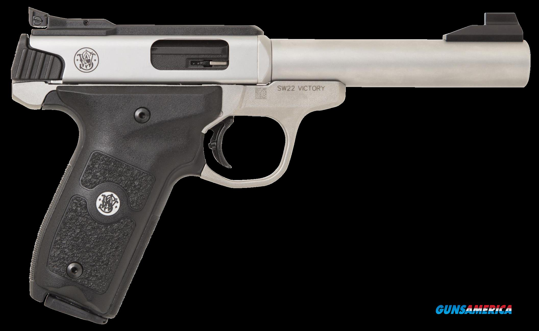 Smith & Wesson Sw22, S&w*victory   11536  22lr 5.5 10r Tgt Ss *ma*  Guns > Pistols > 1911 Pistol Copies (non-Colt)